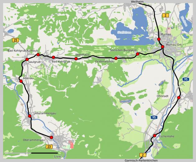 Ammergaubahn