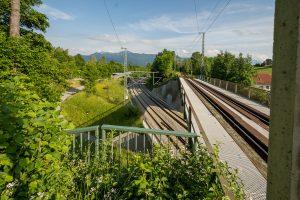 Haltepunkt Murnau-Ort