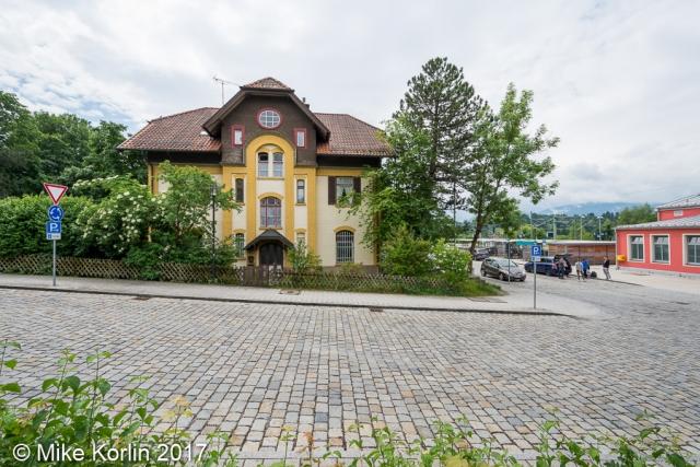 Localbahnhof Murnau am 05.06.2017