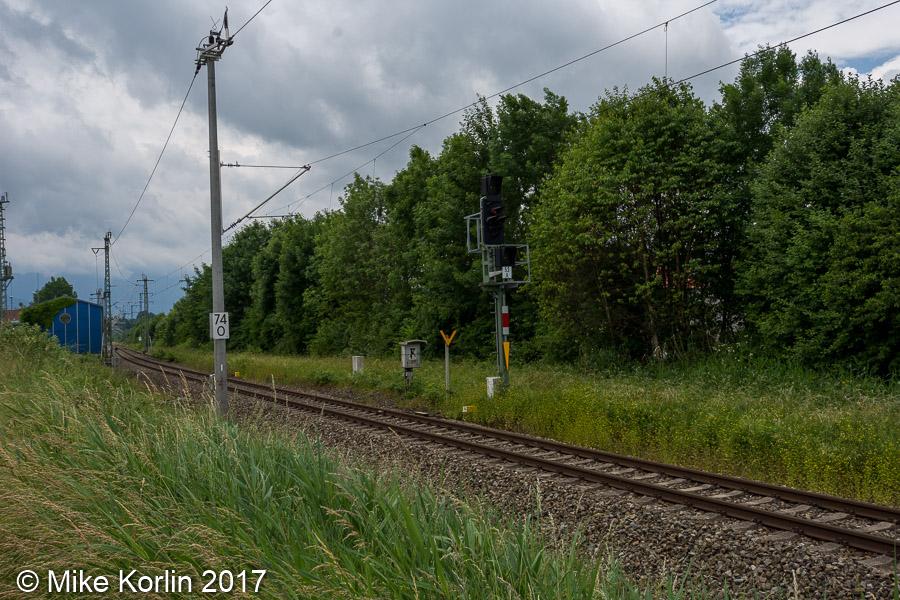Signal Murnau am 05.06.2017