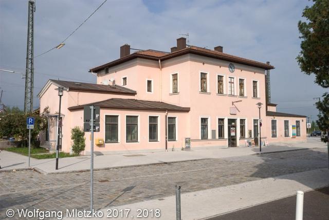 Bahnhof Murnau