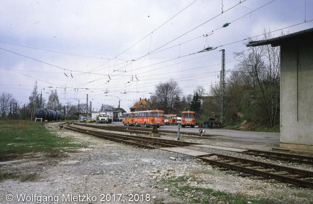KBS_963 Murnau Localbahnhof um 1983