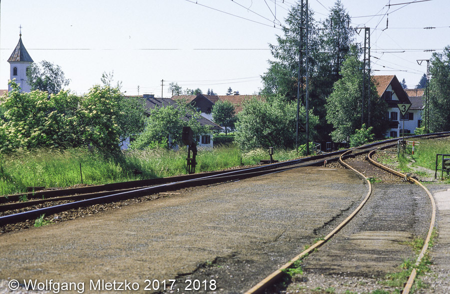 KBS_963 Bahnhof Altenau um 1987