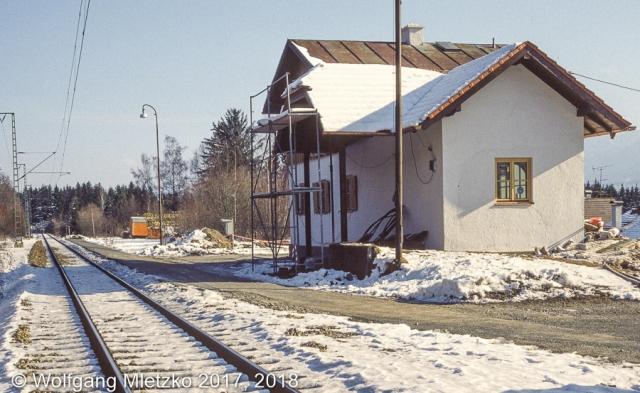 KBS_963 Haltepunkt Grafenaschau 1990