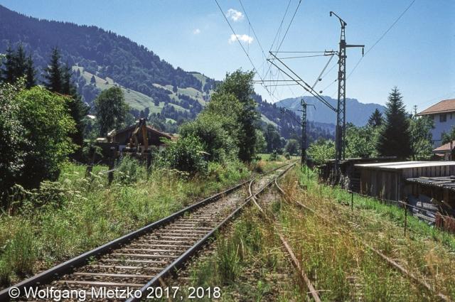 KBS_963 Bahnhof Altenau am 25.07.1999