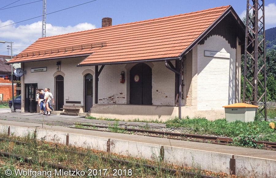 Unterammergau am 02.08.1999