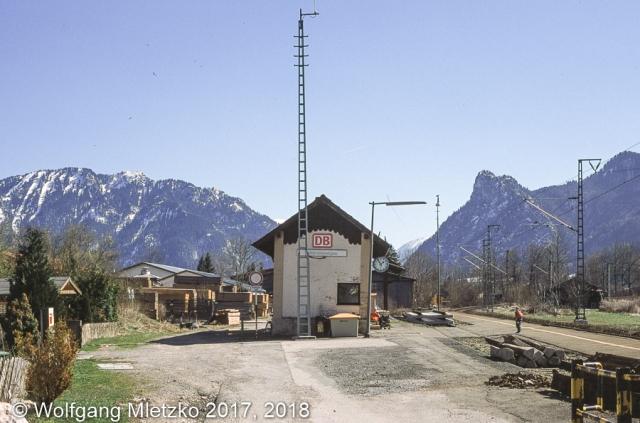 Unterammergau am 30.03.2002