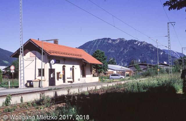 Unterammergau am 19.06.2005