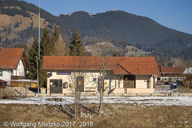 Unterammergau am 27.12.2006