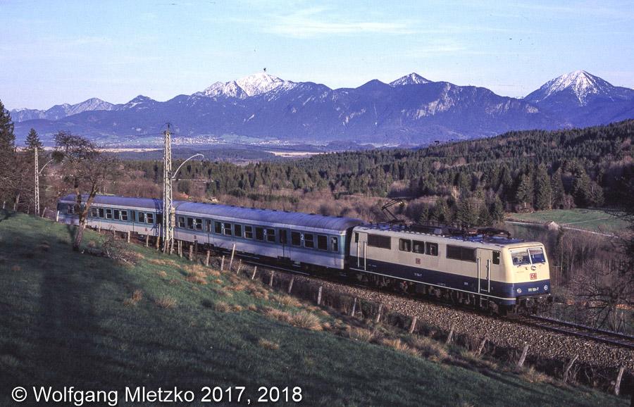 111 194-7 bei Bad Kohlgrub