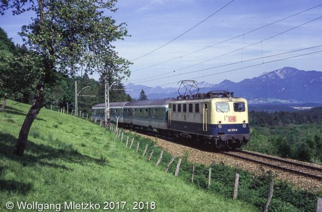 141 375 bei Bad Kohlgrub am 30.05.1996