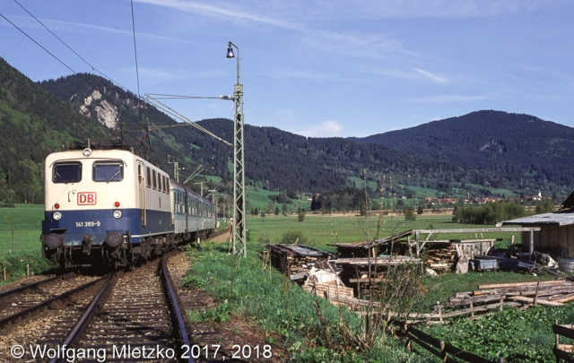 141 369 in Oberammergau am 10.05.1999