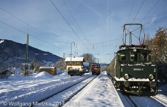 2x 169 in Grafenaschau am 30.12.1980