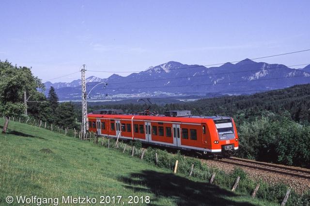 426 532 bei Bad Kohlgrub am 14.06.2002