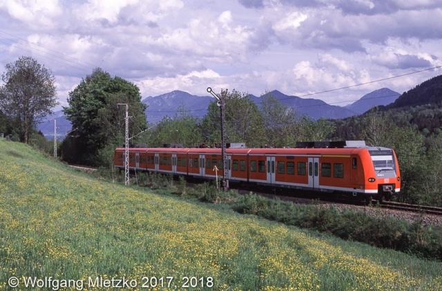425 051 bei Bad Kohlgrub am 17.05.2006