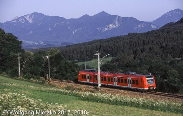 426 535 bei Bad Kohlgrub am 08.07.2002