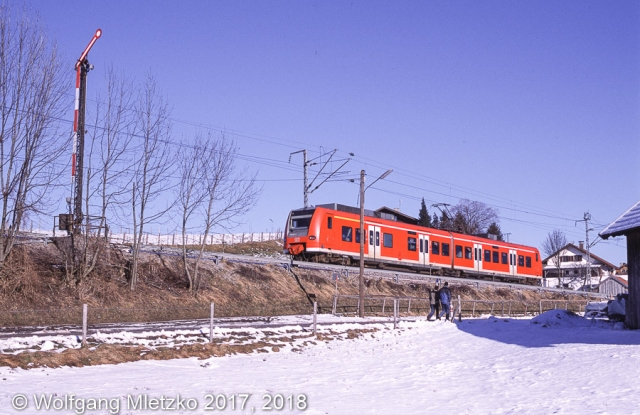 426 034 in Bad Kohlgrub am 03.02.2008