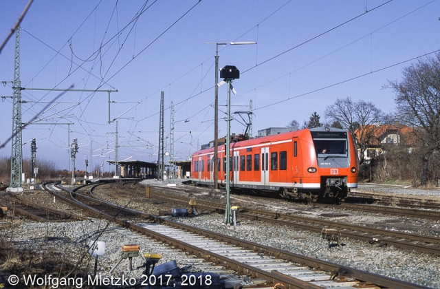426 032 in Murnau am 10.02.2008