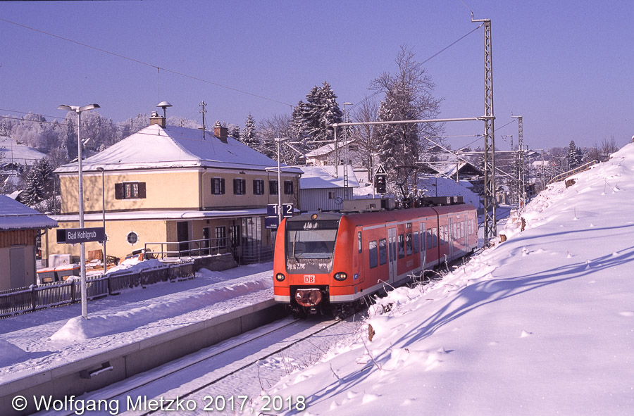 426 031 in Bad Kohlgrub am 05.02.2012