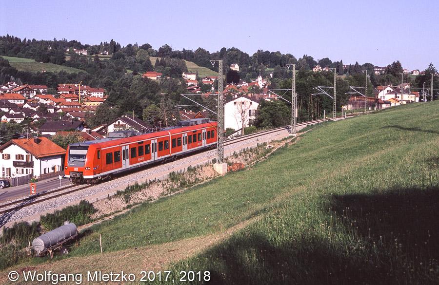 426 035 bei Bad Kohlgrub am 16.06.2012