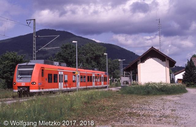 426 029 bei Unterammergau am 17.06.2012