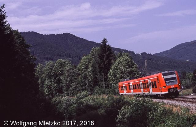 426 035 bei Altenau am 01.07.2012