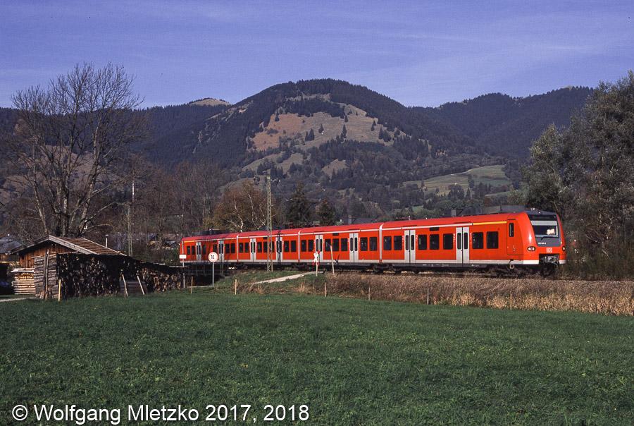 425 145 bei Unterammergau am 09.10.2002