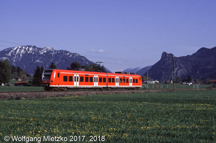 426 035 bei Unterammergau am 12.05.2005