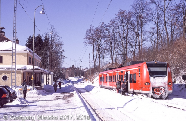 426 031 in Bad Kohlgrub am 12.02.2006
