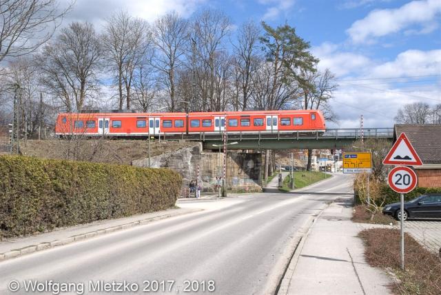 426 029 bei Murnau-Ort am 04.04.2008