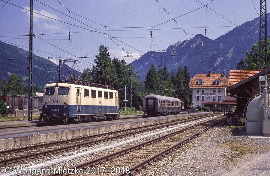 KBS_963 Oberammergau am 29.07.1990