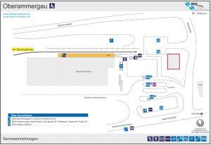 Oberammergau Plan Stand: 2018